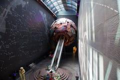 Λονδίνο, μουσείο φυσικής ιστορίας Στοκ Εικόνες