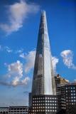 Λονδίνο το Shard Στοκ εικόνες με δικαίωμα ελεύθερης χρήσης