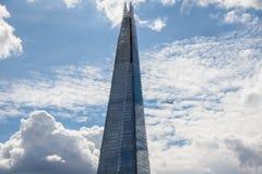 Λονδίνο το Shard Στοκ φωτογραφία με δικαίωμα ελεύθερης χρήσης