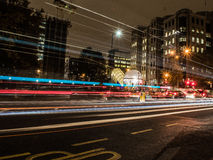 Λονδίνο ninght Στοκ φωτογραφία με δικαίωμα ελεύθερης χρήσης