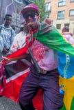 Λονδίνο Nottinghill καρναβάλι στοκ φωτογραφίες με δικαίωμα ελεύθερης χρήσης