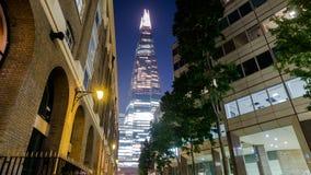 Λονδίνο shard Στοκ φωτογραφία με δικαίωμα ελεύθερης χρήσης