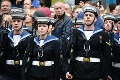 Κηδεία της Θάτσερ βαρονών στοκ φωτογραφίες με δικαίωμα ελεύθερης χρήσης
