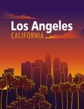 Λος Άντζελες Καλιφόρνια Στοκ φωτογραφία με δικαίωμα ελεύθερης χρήσης