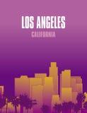 Λος Άντζελες Καλιφόρνια Στοκ Φωτογραφία