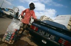 Λουάντα, Ανγκόλα Στοκ φωτογραφίες με δικαίωμα ελεύθερης χρήσης