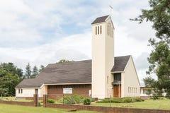 Λουθηρανική εκκλησία σε Winterton στη kwazulu-γενέθλια επαρχία Στοκ φωτογραφία με δικαίωμα ελεύθερης χρήσης