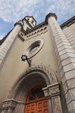 Λουθηρανική εκκλησία στοκ φωτογραφίες