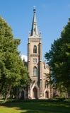 Λουθηρανική εκκλησία, Ρήγα Στοκ εικόνα με δικαίωμα ελεύθερης χρήσης
