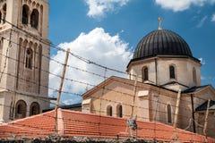 Λουθηρανική εκκλησία του απελευθερωτή Στοκ Φωτογραφία