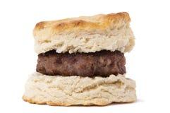 λουκάνικο μπισκότων Στοκ φωτογραφία με δικαίωμα ελεύθερης χρήσης