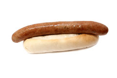 λουκάνικο ψωμιού Στοκ εικόνες με δικαίωμα ελεύθερης χρήσης