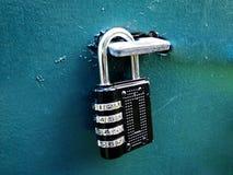 Λουκέτο, έννοια της ασφάλειας Στοκ εικόνα με δικαίωμα ελεύθερης χρήσης