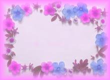 λουλούδια ανασκόπησης Στοκ Εικόνες