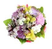 λουλούδια ανθοδεσμών π Στοκ Εικόνες