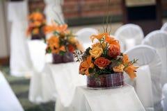 λουλούδια ανθοδεσμών Στοκ Εικόνα
