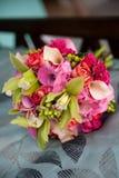 λουλούδια ανθοδεσμών Στοκ φωτογραφίες με δικαίωμα ελεύθερης χρήσης