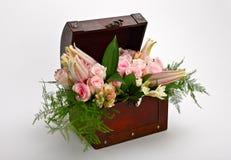 λουλούδια ανθοδεσμών Στοκ εικόνα με δικαίωμα ελεύθερης χρήσης