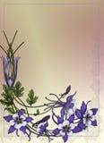 λουλούδια ανθοδεσμών διανυσματική απεικόνιση