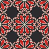 λουλούδια Ασιάτης διανυσματική απεικόνιση