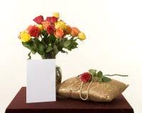 Λουλούδια βαλεντίνων Στοκ φωτογραφία με δικαίωμα ελεύθερης χρήσης