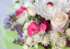 λουλούδια δεσμών Στοκ φωτογραφίες με δικαίωμα ελεύθερης χρήσης