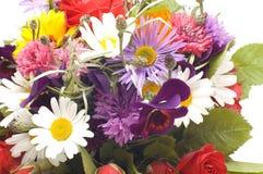 λουλούδια δεσμών στοκ εικόνα