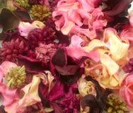 λουλούδια διακοσμήσε& Στοκ εικόνες με δικαίωμα ελεύθερης χρήσης