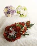 Λουλούδια μεταξιού Στοκ Εικόνα