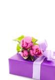 λουλούδια παρόντα Στοκ φωτογραφίες με δικαίωμα ελεύθερης χρήσης