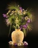 λουλούδια πεδίων ανθο&del Στοκ Φωτογραφίες