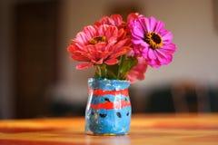 λουλούδια πεδίων ανθο&delt στοκ φωτογραφία