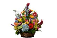 λουλούδια ρύθμισης Στοκ Φωτογραφίες
