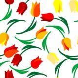 λουλούδια τέχνης Στοκ Εικόνες