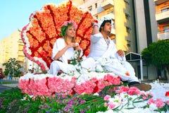 λουλούδια φεστιβάλ Στοκ εικόνες με δικαίωμα ελεύθερης χρήσης