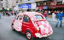 λουλούδια φεστιβάλ Στοκ φωτογραφία με δικαίωμα ελεύθερης χρήσης