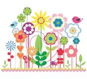 λουλούδια φυσικά απεικόνιση αποθεμάτων