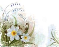 λουλούδια διανυσματική απεικόνιση