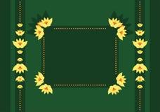 λουλούδι ανασκόπησης κί& ελεύθερη απεικόνιση δικαιώματος