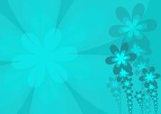 λουλούδι ανασκόπησης Στοκ Εικόνες