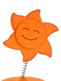 λουλούδι αστείο Στοκ εικόνες με δικαίωμα ελεύθερης χρήσης