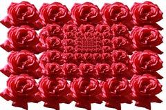Λουλούδι για τη μόδα σχεδίου, άλλα meterials Στοκ Εικόνες