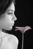 λουλούδι εσείς Στοκ Φωτογραφίες