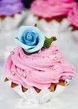 λουλούδι κέικ Στοκ εικόνα με δικαίωμα ελεύθερης χρήσης