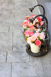 λουλούδι πατωμάτων Στοκ Εικόνα