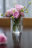 λουλούδι ρύθμισης Στοκ Φωτογραφίες