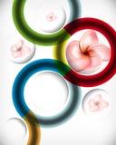 λουλούδι σχεδίου ανα&sigma διανυσματική απεικόνιση