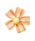 Λουλούδι υφάσματος στοκ φωτογραφία με δικαίωμα ελεύθερης χρήσης