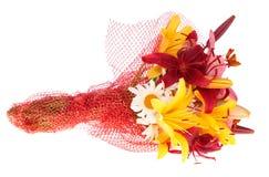 λουλούδια ανθοδεσμών π Στοκ Φωτογραφίες