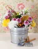 λουλούδια ανθοδεσμών φ Στοκ Εικόνες